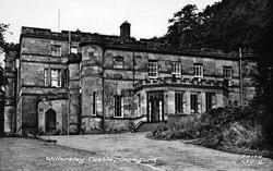 Willersley Castle c.1950, Cromford