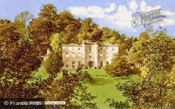 Willersley Castle c.1955, Cromford
