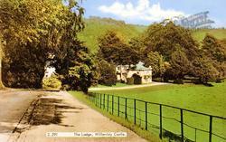 Willersley Castle, The Lodge c.1955, Cromford