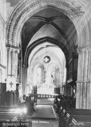 Crondall, All Saints Church c.1960