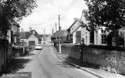 Crondall, Church Street c.1960