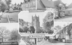 Crondall, Composite c.1960