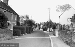 Crondall, Pankridge Street c.1950