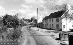 Crondall, Pankridge Street c.1960