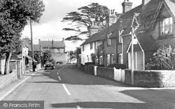 Crondall, The Borough c.1960