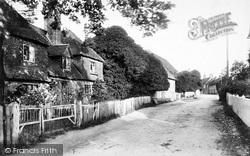 Crondall, Village 1906