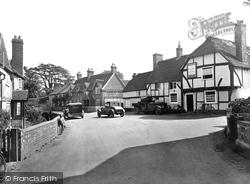 Crondall, Village 1930