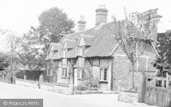 Crondall, Yew Tree Cottage c.1955