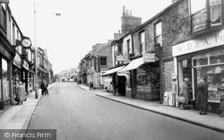 Hope Street c.1955, Crook