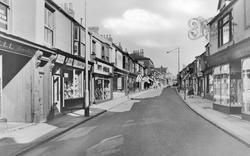Hope Street c.1965, Crook