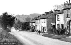 Crook, Low Greenhill c.1955