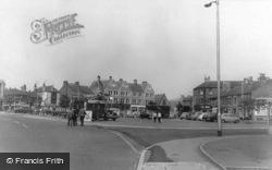 Market Place c.1965, Crook