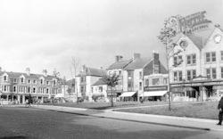 Market Square c.1955, Crook