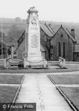 Crook, War Memorial c1965
