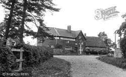 Brasenose Inn c.1955, Cropredy
