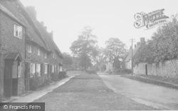 Chapel Row c.1955, Cropredy