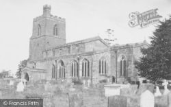 Church Of St Mary The Virgin c.1960, Cropredy
