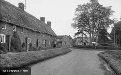 Station Road c.1955, Cropredy