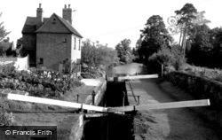 The Lock c.1960, Cropredy