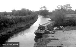 The Oxford Canal c.1960, Cropredy