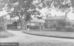 The Village Green c.1955, Cropredy