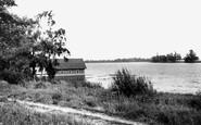 Cropston, Reservoir c1960