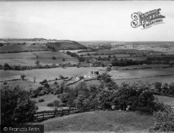 Cropton, Beck House Vale c.1955