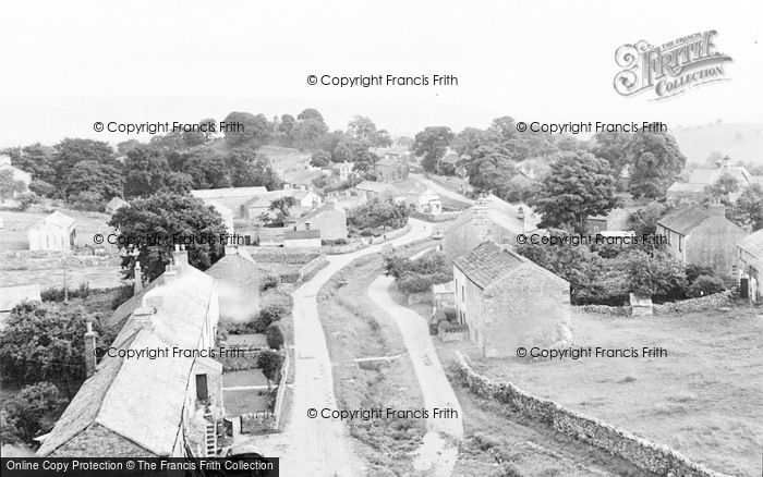 Photo of Crosby Garrett, View From The Viaduct c.1955