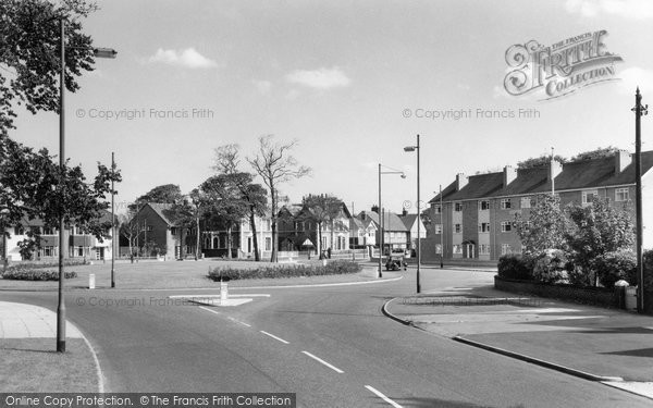 Crosby, Moor Lane By Pass c1960