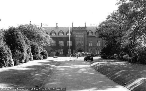 Crosby, Seafield Convent c1960