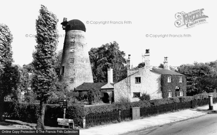 Crosby,The Windmill c1960,Merseyside