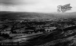 Cross Hills, And Sutton In Craven c.1960