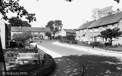 Cross Hills, Green Way c.1965