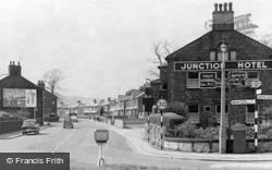 Junction c.1960, Cross Hills