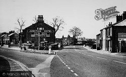 Cross Hills, Junction c.1960