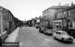 Cross Hills, Main Street c.1965
