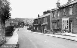Cross Hills, Station Road c.1965