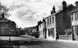 Cross Hills, Station Road, Top c.1960
