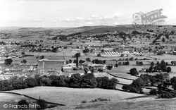 Cross Hills, View From  Ravenstones c.1965