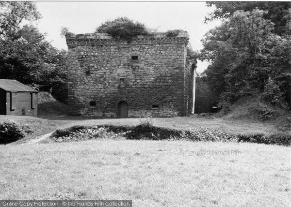 Photo of Crossford, Craignethan Castle 1951