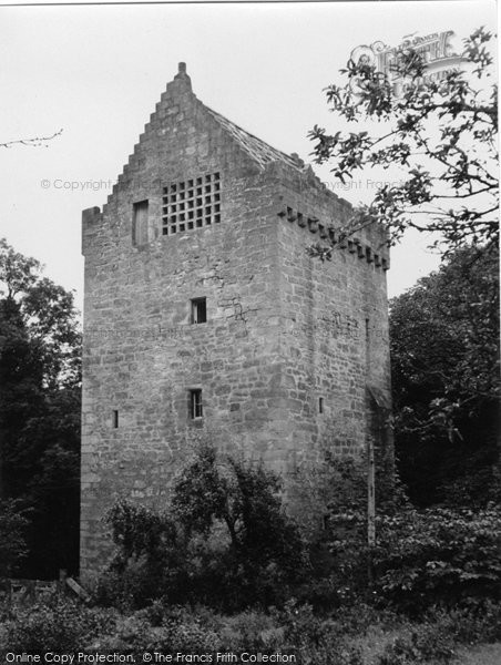 Photo of Crossford, The Tower Of Hallbar 1951