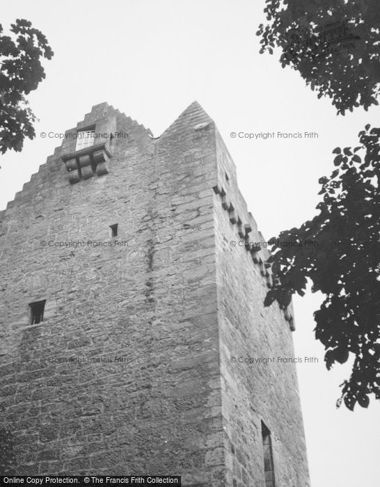 Photo of Crossford, Tower Of Hallbar 1951