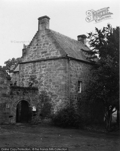 Photo of Crossford, Waygateshaw House 1951
