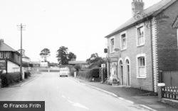 Crossgates, Post Office c.1960