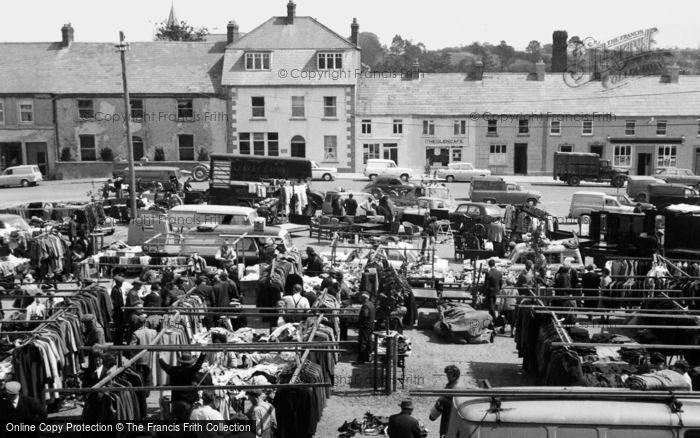 Photo of Crossmaglen, Fair Day c.1965