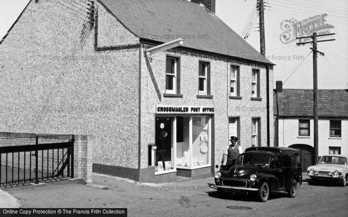 Photo of Crossmaglen, Post Office c.1965