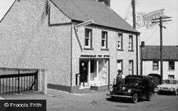 Crossmaglen, Post Office c.1965