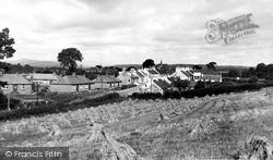 Crossmichael, The Village c.1960