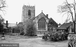 Croston, Church Of St Michael And All Angels c.1950