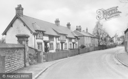 Croston, Grape Lane c.1955